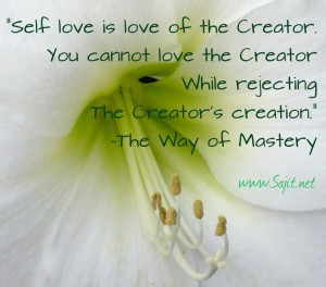 Self love.WOM.lily