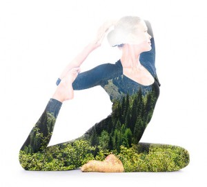 Yoga,_double_exposure_by_Victor_Tondee