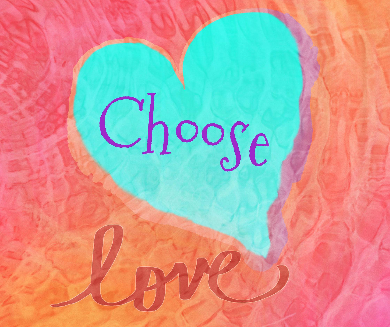 choose love crop